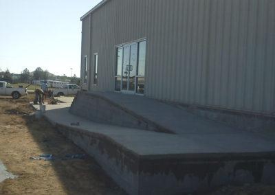 Artic Concrete - Citgo Truck Stop Cordele