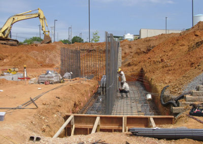 Artic Concrete - Houston Medical Center