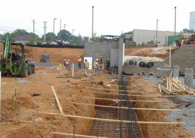 artic Concrete - Houston Medical Energy Plant