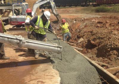Artic Concrete - Interfor-Eatonton Saw Mill