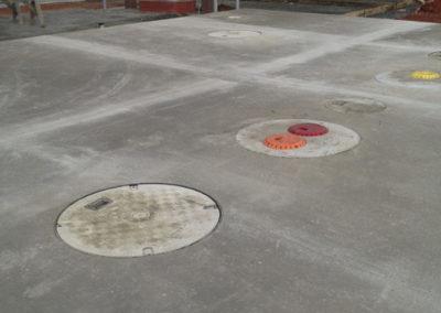 Artic Concrete - Kroger Gas Stations