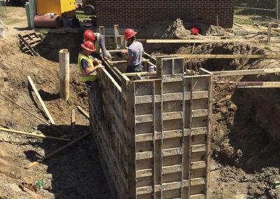 Artic Concrete - Montezuma Waste Treatment