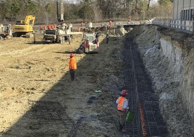 Artic Concrete - Moody Road Storage