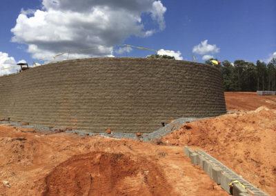 Artic Concrete - Nursing Lodge Modular Wall