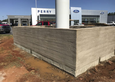 Artic Concrete - Perry Ford