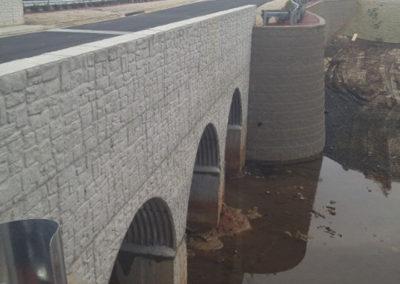 Artic Concrete - Cameron Court Bridge