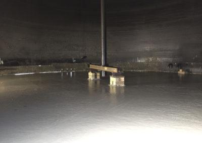 Artic Concrete - Petroleum Tank
