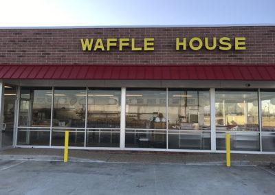 Artic Concrete - Waffle House Perry GA