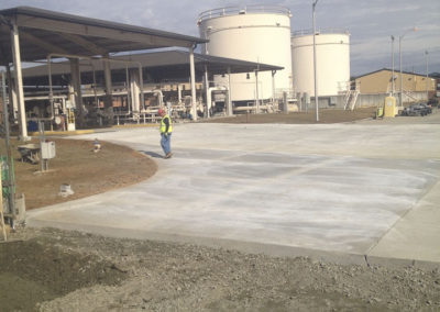 Artic Concrete - Warner Robins AFB